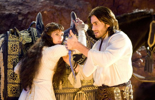Film Review Prince Of Persia The Sands Of Time 2010 Tales From Motion Sickness