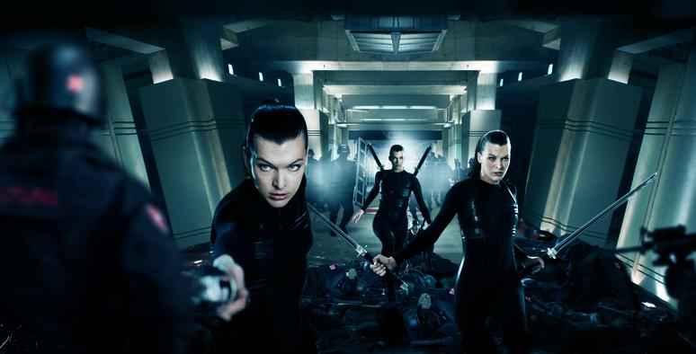 Film Review Resident Evil Afterlife 2010 Tales From Motion Sickness