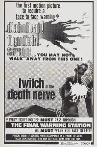 Twitch of the Dead Nerve