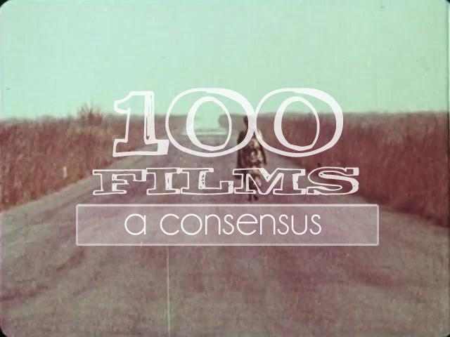 100 films: a consensus