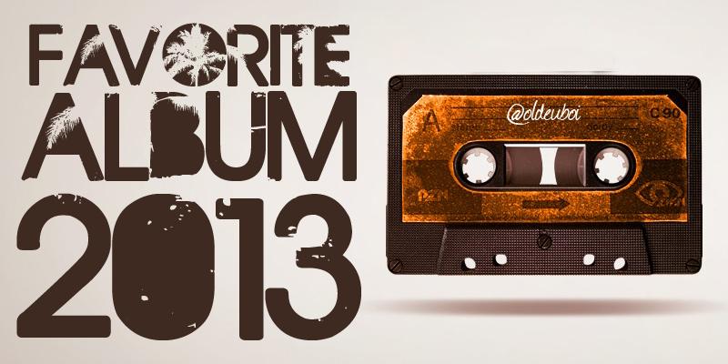 Favorite Album 2013