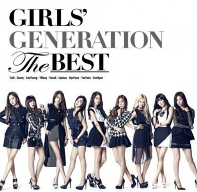 Girls Generation - The Best