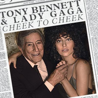Tony Bennet & Lady Gaga - Cheek to Cheek
