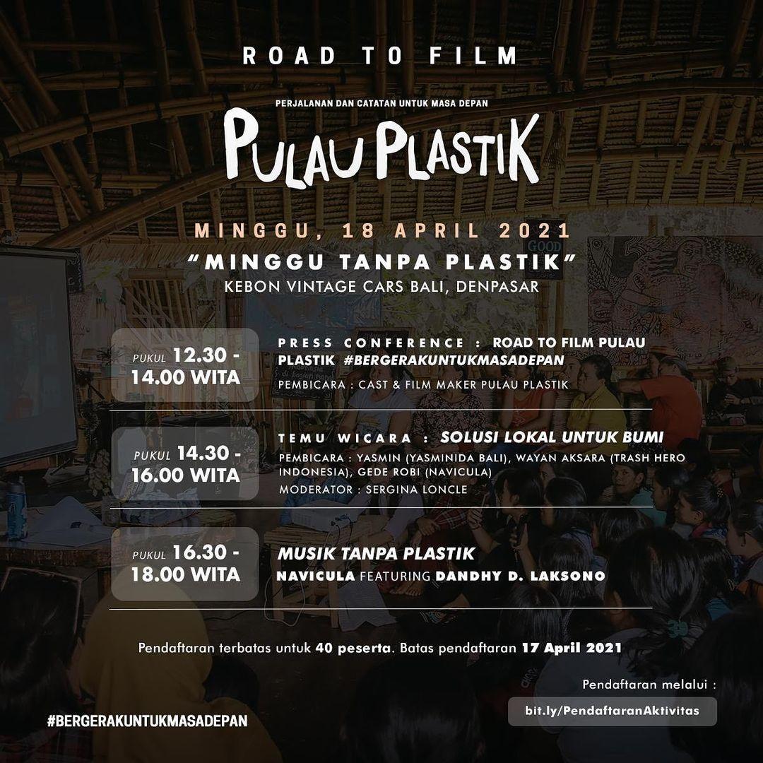 Road To Film Pulau Plastik 01