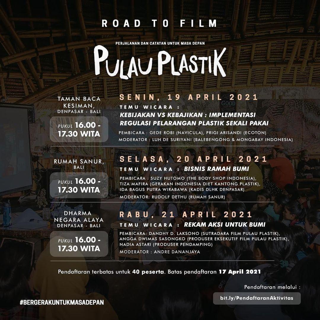 Road To Film Pulau Plastik 02